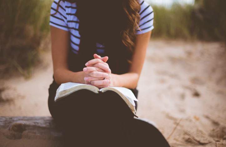 prayer makes me feel better